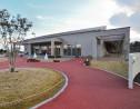 広島空港隣接のカフェ